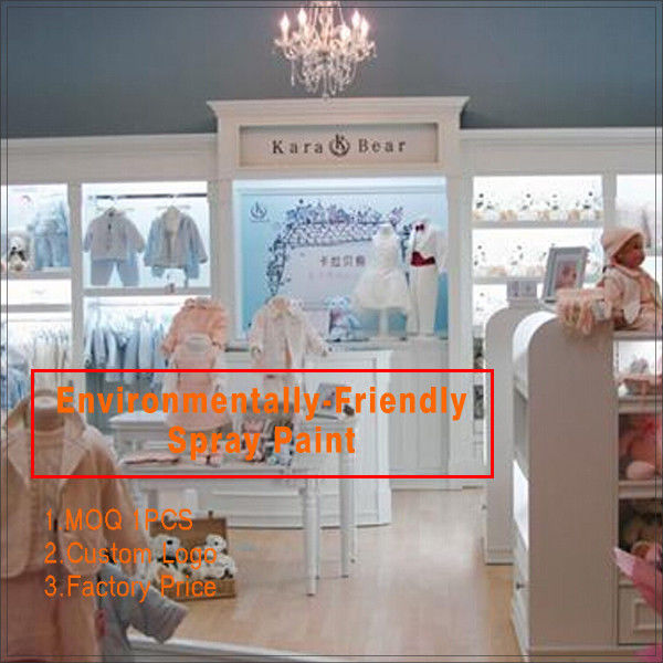 Nice fashion popular retail Kids Clothing Store interior design proveedor